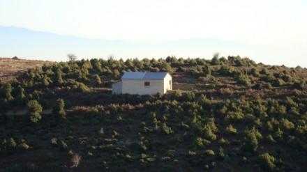Καταφύγιο ΕΟΣ από Γερακοβούνι (2009)
